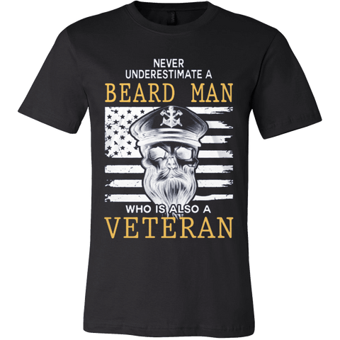 BEARD MAN - VETERAN