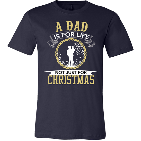 A DAD IS FOR LIFE HOODIE - Vietees Shop Online