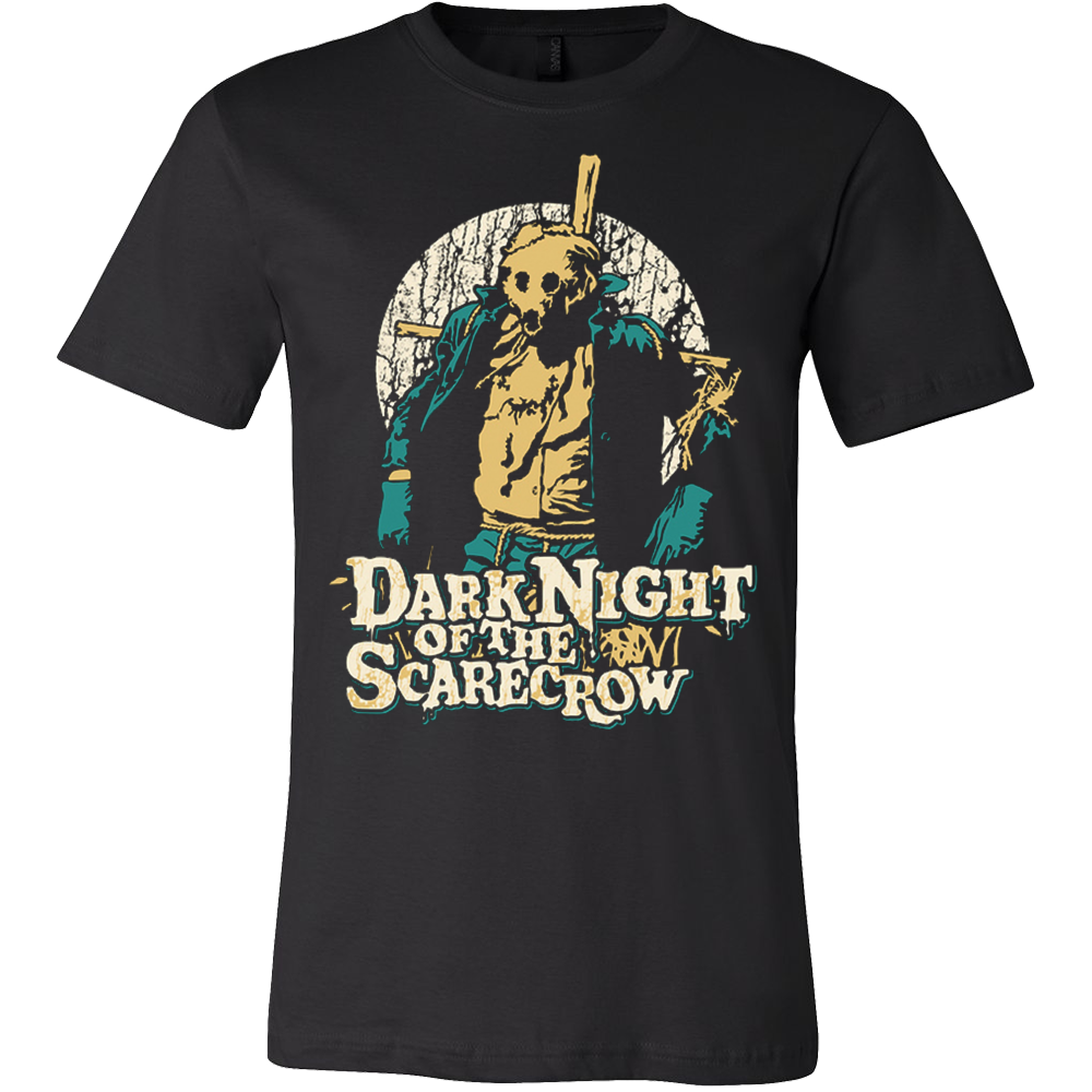 b54be68e0e163 Dark Night Of The Scarecrow Halloween T-shirt