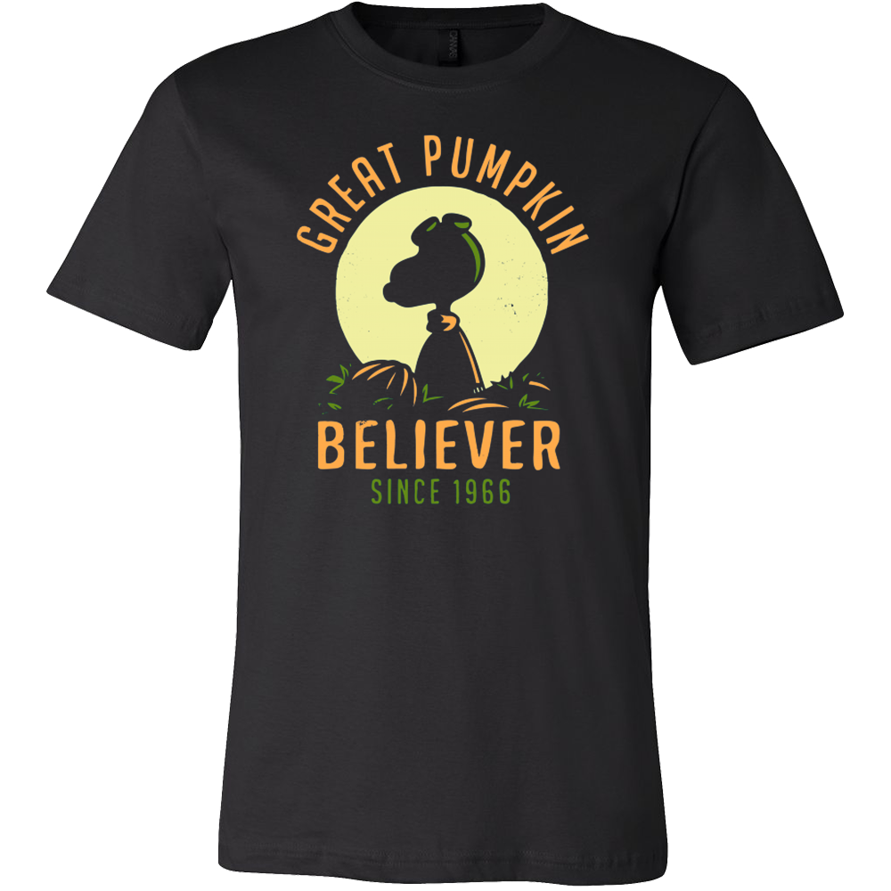 Great Pumpkin Believer T-shirt - Vietees Shop Online - 1