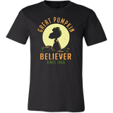 Great Pumpkin Believer T-shirt - Vietees Shop Online