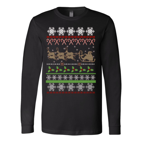 Ugly Christmas Sweater Inspired Sweater - Vietees Shop Online