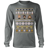 Happy Christmas ugly sweater - Vietees Shop Online - 10