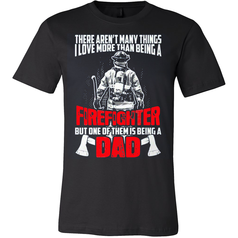 FIREFIGHTER DAD - Vietees Shop Online