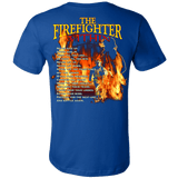 Firefighter Prayer - Vietees Shop Online