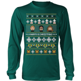 Happy Christmas ugly sweater - Vietees Shop Online - 11