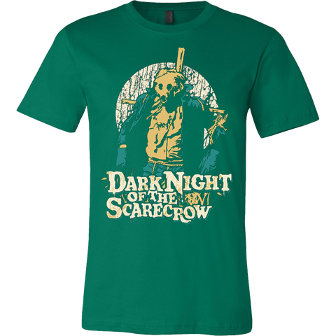 Dark Night Of The Scarecrow Halloween T-shirt - Vietees Shop Online