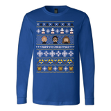 Happy Christmas ugly sweater - Vietees Shop Online - 5