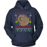 Chow Chow Dog Breed Ugly Christmas Sweater Hoodie - Vietees Shop Online - 3