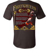 Firefighters Oath - Vietees Shop Online