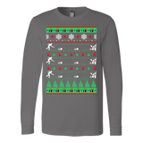 Bowlers bowling christmas ugly sweater - Vietees Shop Online - 3