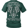 Never Underestimate an Old Man On a Motorcycle - Vietees Shop Online