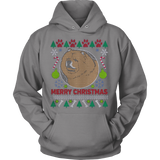 Chow Chow Dog Breed Ugly Christmas Sweater Hoodie - Vietees Shop Online - 5