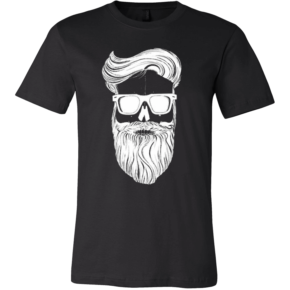 Beards and Glasses T-shirt - Vietees Shop Online