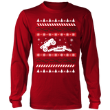 Ugly christmas monster sweater - Vietees Shop Online
