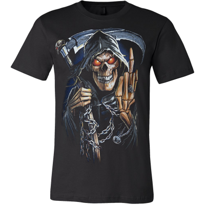 Death Halloween T-Shirt - Vietees Shop Online