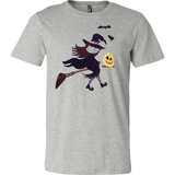 Funny Halloween Broom T-shirt - Vietees Shop Online