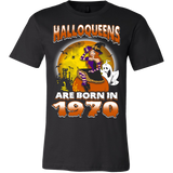 Halloqueens are Born in 1970 T-shirt - Vietees Shop Online