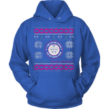 Nurses Daughter Ugly Christmas Sweater Hoodie - Vietees Shop Online - 5