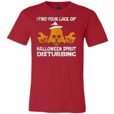 Halloween Spirit Disturbing T-shirt - Vietees Shop Online