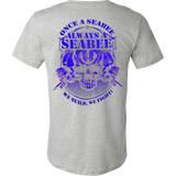 Always a Seabee T-shirt - Vietees Shop Online