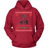 Make Christmas Great Again Ugly Sweater Hoodie - Vietees Shop Online