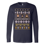 Happy Christmas ugly sweater - Vietees Shop Online - 2