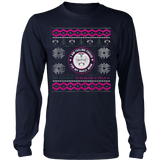 Nurses Daughter Ugly Christmas Sweater Hoodie - Vietees Shop Online - 8