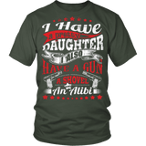 Have a pretty daughter - Vietees Shop Online