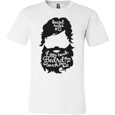 Awesome Beard T-Shirt - Vietees Shop Online