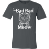 Image of Bad Bad Meow - Vietees Shop Online