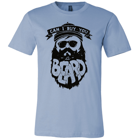 Can I buy you a beard T-shirt - Vietees Shop Online