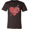 Image of All You Need Is Love T-shirt - Vietees Shop Online
