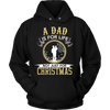 Image of A DAD IS FOR LIFE HOODIE - Vietees Shop Online