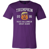 Trumpkin 2016 Make Halloween Great Again Funny T-Shirt - Vietees Shop Online