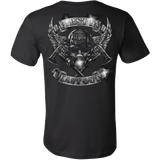 First In Last Out Firefighter T-Shirt - Vietees Shop Online