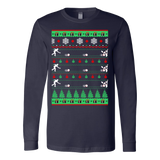 Bowlers bowling christmas ugly sweater - Vietees Shop Online - 2