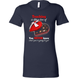 Teacher Valentine's - Box of Chocolates T-shirt - Vietees Shop Online