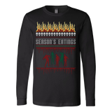 Zombie ugly christmas sweater - Vietees Shop Online - 1