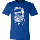 Beards and Mustaches T-shirt - Vietees Shop Online