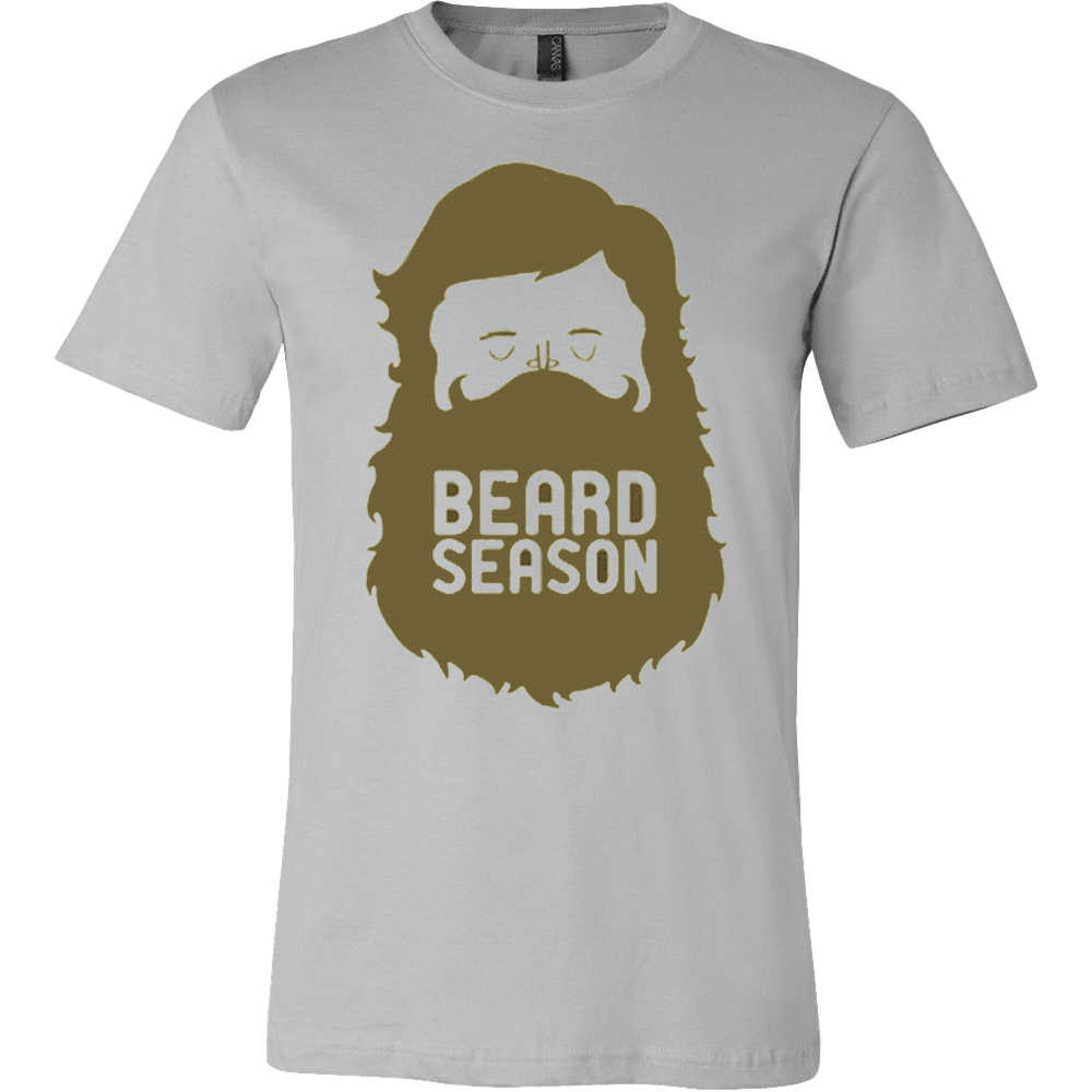 BEARD SEASON T-SHIRT - Vietees Shop Online
