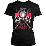 Her Number 1 Fan - Mom - Vietees Shop Online