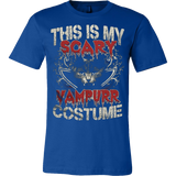 THIS IS MY SCARY VAMPURR COSTUME - Vietees Shop Online