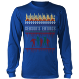 Zombie ugly christmas sweater - Vietees Shop Online - 10
