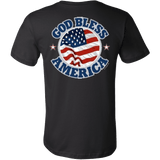 God Bless America - Vietees Shop Online