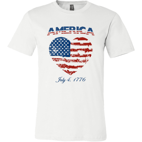 America - Independence Day - Vietees Shop Online