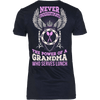 Image of Grandma Lady - Never Underestimate - Vietees Shop Online