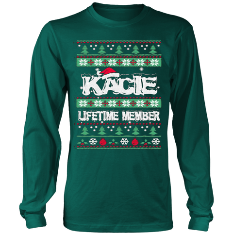 KACIE Ugly Christmas Sweater T-shirt - Vietees Shop Online