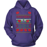 Guns N' Roses Welcome To The Jingle Ugly Sweater T-shirt - Vietees Shop Online
