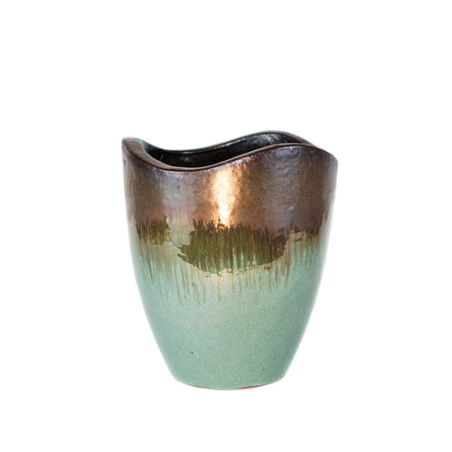 Rustic Glazed Pottery